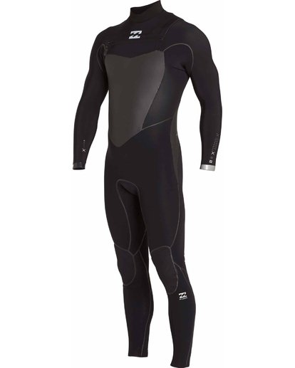 0 302 Furnace Carbon X Chest Zip Wetsuit  MWFULCX3 Billabong