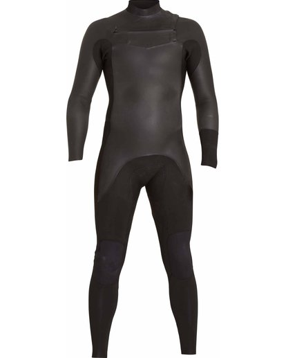 1 302 Revolution Glide Chest Zip Fullsuit Black MWFULRG3 Billabong