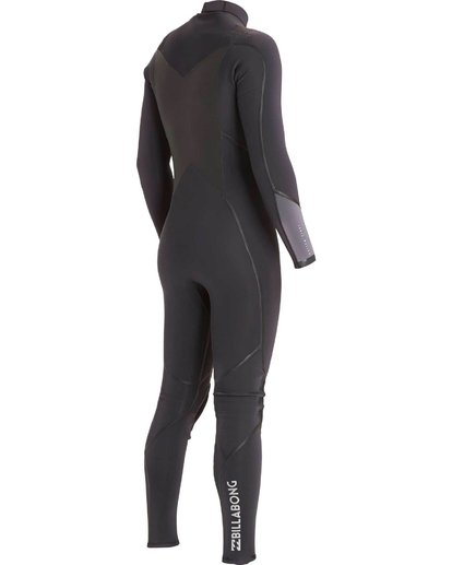 2 4/3 Absolute X Chest Zip Fullsuit  MWFULXC4 Billabong