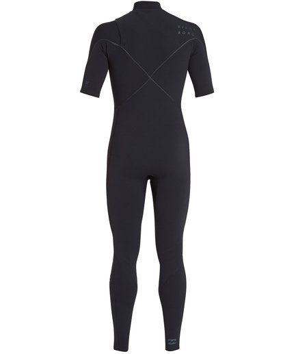 4 202 Furnace Carbon Comp Short Sleeve Fullsuit  MWFUQBN2 Billabong