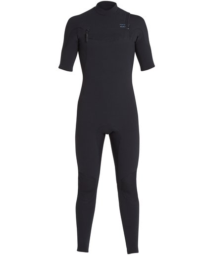 1 202 Furnace Carbon Comp Short Sleeve Fullsuit  MWFUQBN2 Billabong