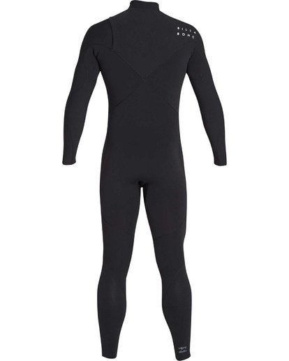 4 3/2 Furnace Pro Series Chestzip Fullsuit Wetsuit Black MWFUTBP3 Billabong