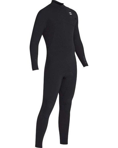 2 3/2 Furnace Pro Series Chestzip Fullsuit Wetsuit Black MWFUTBP3 Billabong