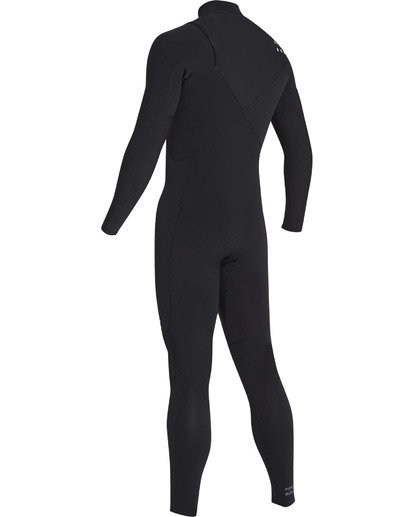 5 3/2 Furnace Pro Series Chestzip Fullsuit Wetsuit Black MWFUTBP3 Billabong