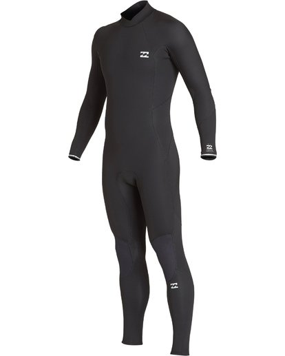 0 5/4 Absolute Back Zip Wetsuit  MWFUVBA5 Billabong