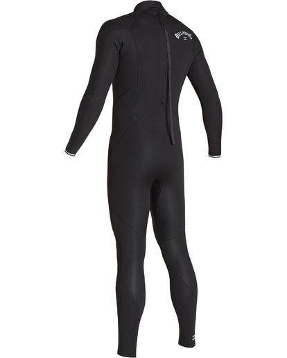 5 5/4 Absolute Back Zip Wetsuit  MWFUVBA5 Billabong