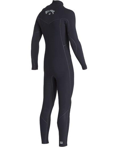 2 3/2 Furnace Ultra Chest Zip Fullsuit Black MWFUVBU3 Billabong