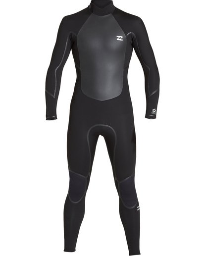 1 4/3 Absolute X Back Zip Wetsuit  MWFUVBX4 Billabong