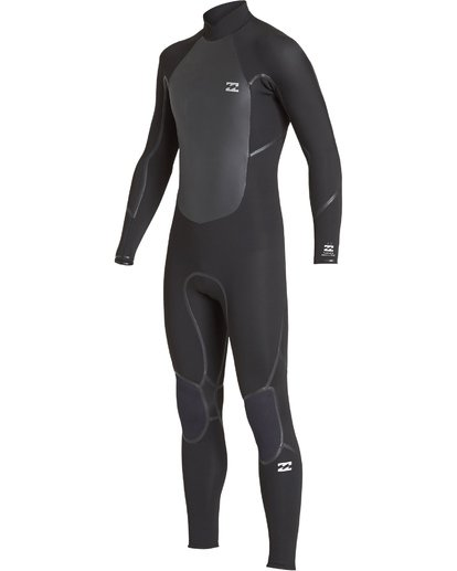 0 4/3 Absolute X Back Zip Wetsuit  MWFUVBX4 Billabong