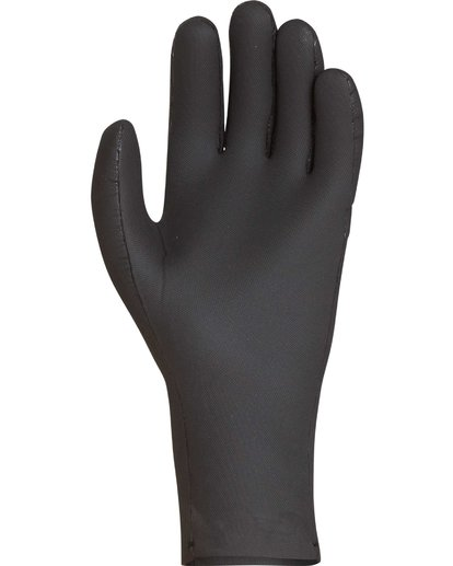 2 5MM ABSO 5 FINGER GLOVE Black MWGLQBA5 Billabong