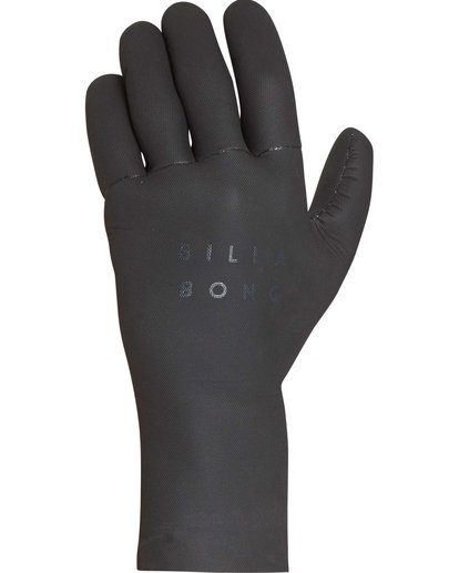 1 5MM ABSO 5 FINGER GLOVE Black MWGLQBA5 Billabong