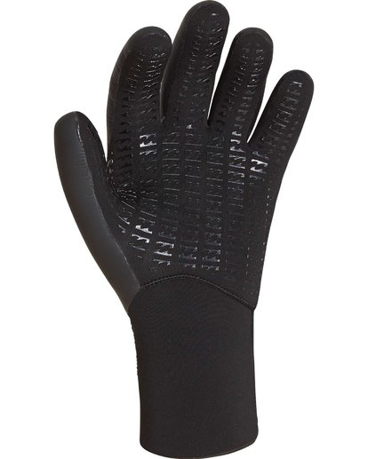 2 3MM FURN CARB GLOVE Black MWGLQBX3 Billabong