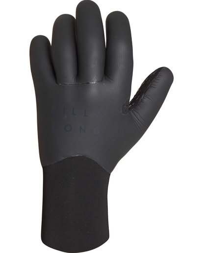 1 3MM FURN CARB GLOVE Black MWGLQBX3 Billabong