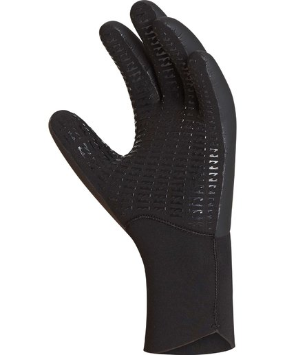 0 3MM FURN CARB GLOVE Black MWGLQBX3 Billabong