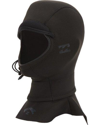 1 2mm Furnace  Hood Black MWHT3BA2 Billabong