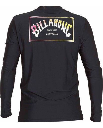 1 Boxarch Loose Fit Long Sleeve Rashguard  MWLYLBAL Billabong