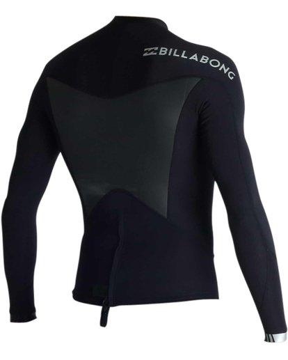 2 Absolute Light 1.5mm Long Sleeve Wetsuit Jacket  MWSHJALL Billabong