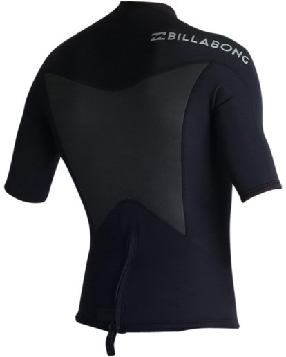3 2mm Absolute Short Sleeve Wetsuit Jacket  MWSHJASS Billabong