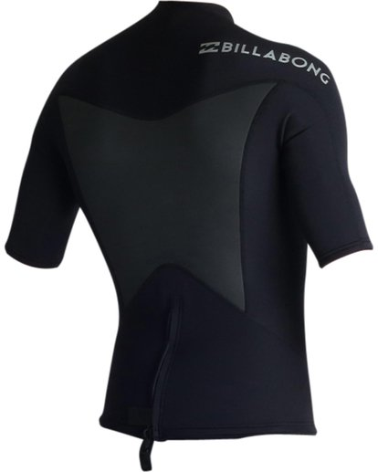 2 2mm Absolute Short Sleeve Wetsuit Jacket  MWSHJASS Billabong