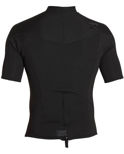 4 2/2 Absolute Comp Short Sleeve Jacket  MWSHNBAS Billabong