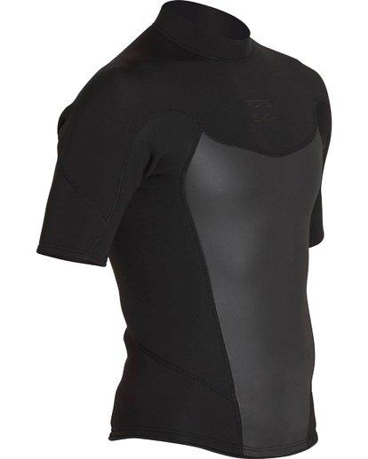 2 2/2 Absolute Comp Short Sleeve Jacket  MWSHNBAS Billabong
