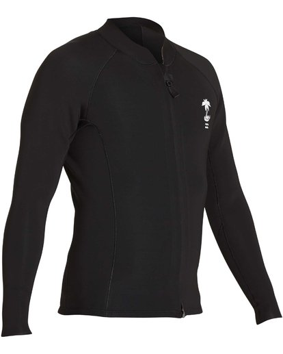1 202 Revolution Pump Front Zip Wetsuit Jacket  MWSHNBF2 Billabong