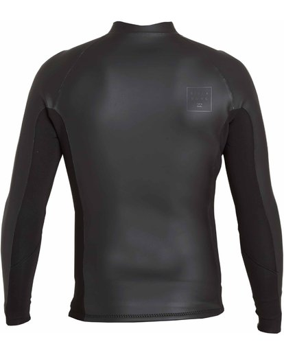 3 2mm Revolution Glide Skin Long Sleeve Jacket  MWSHNBG2 Billabong