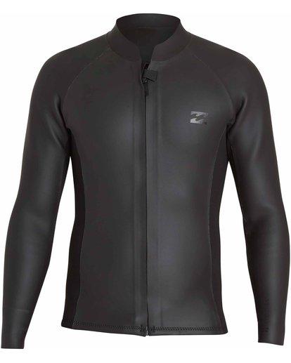 1 2mm Revolution Glide Skin Long Sleeve Jacket  MWSHNBG2 Billabong