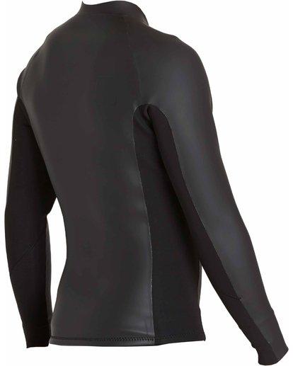 2 2mm Revolution Glide Skin Long Sleeve Jacket  MWSHNBG2 Billabong