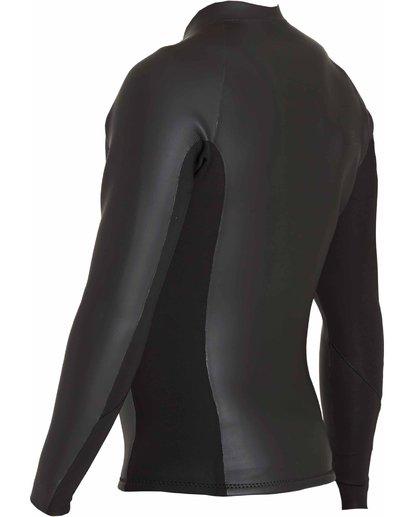 4 2mm Revolution Glide Skin Long Sleeve Jacket  MWSHNBG2 Billabong