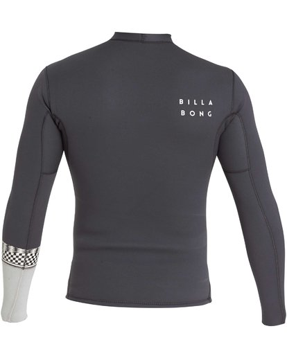 4 202 Revolution DBah Long Sleeve Jacket Grey MWSHQBD2 Billabong
