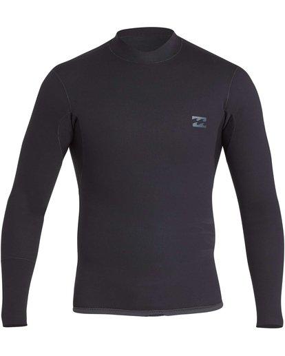 6 202 Revolution DBah Long Sleeve Jacket Grey MWSHQBD2 Billabong