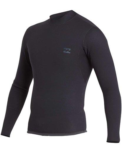 5 202 Revolution DBah Long Sleeve Jacket Grey MWSHQBD2 Billabong