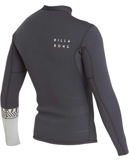 3 202 Revolution DBah Long Sleeve Jacket Grey MWSHQBD2 Billabong