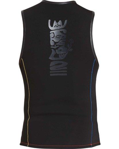 4 Reverb Fazon Revolution Vest Black MWSHQBFA Billabong