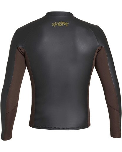 4 2mm Revolution Glide Jacket Black MWSHTBG2 Billabong