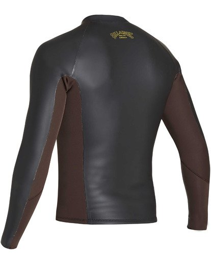 5 2mm Revolution Glide Jacket Black MWSHTBG2 Billabong