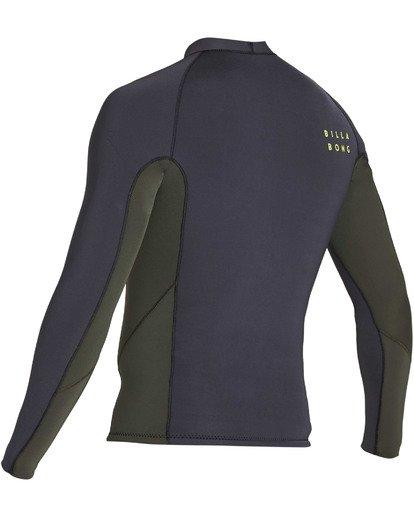 5 202 Revolution Interchange Long Sleeve Jacket Black MWSHTBT2 Billabong