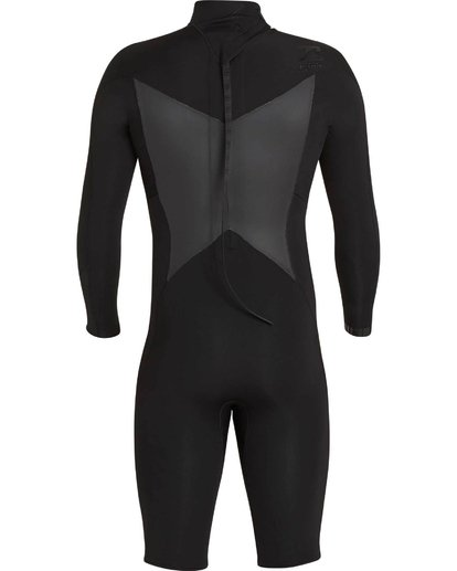 4 2/2 Absolute Comp Back Zip Springsuit  MWSPNBAL Billabong