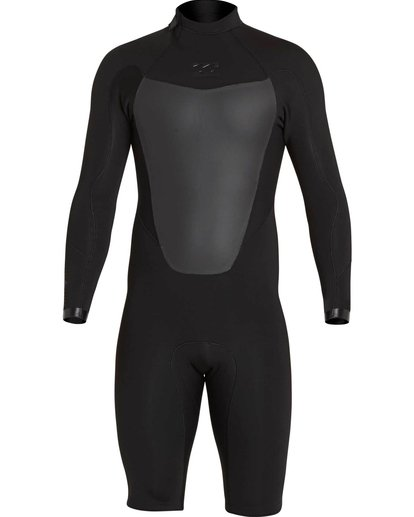 1 2/2 Absolute Comp Back Zip Springsuit  MWSPNBAL Billabong