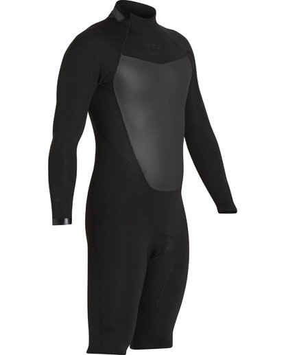 2 2/2 Absolute Comp Back Zip Springsuit  MWSPNBAL Billabong