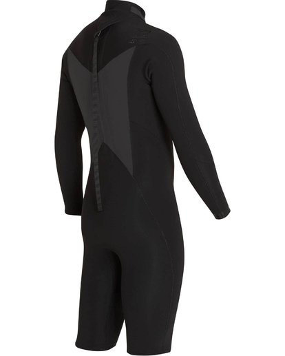3 2/2 Absolute Comp Back Zip Springsuit  MWSPNBAL Billabong
