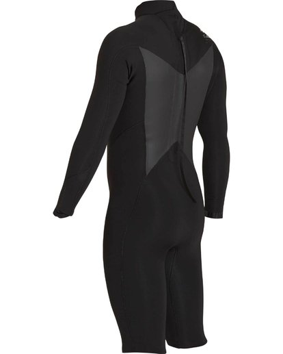 5 2/2 Absolute Comp Back Zip Springsuit  MWSPNBAL Billabong