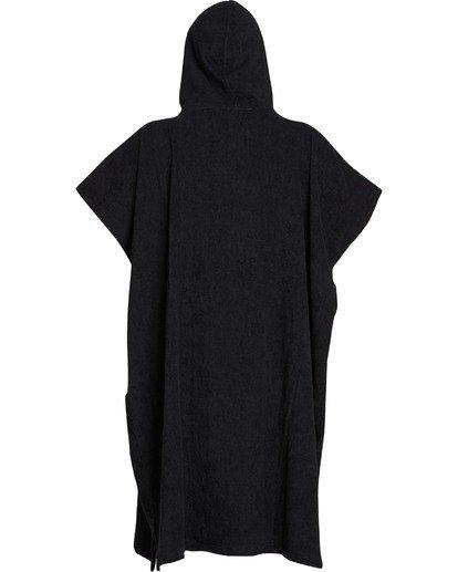 4 Mens Hoodie Towel Black MWTWTBHT Billabong