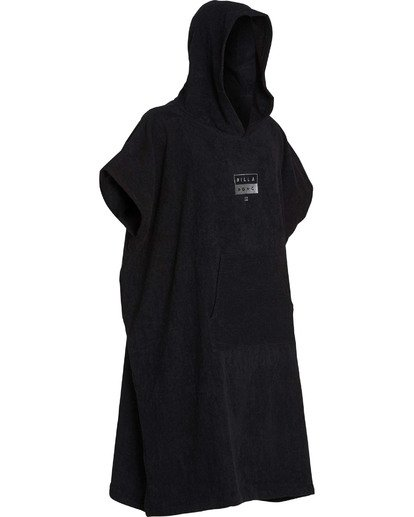 2 Mens Hoodie Towel Black MWTWTBHT Billabong