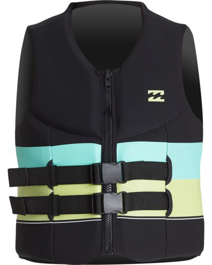 1 Dbah CGA Vest Black MWVE1BDG Billabong
