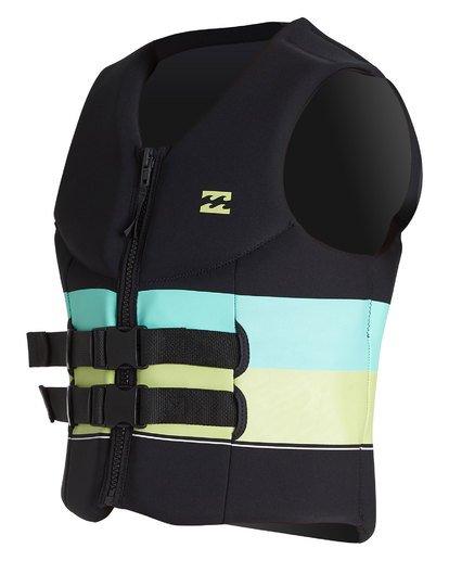 0 Dbah CGA Vest Black MWVE1BDG Billabong