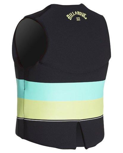 2 Dbah CGA Vest Black MWVE1BDG Billabong
