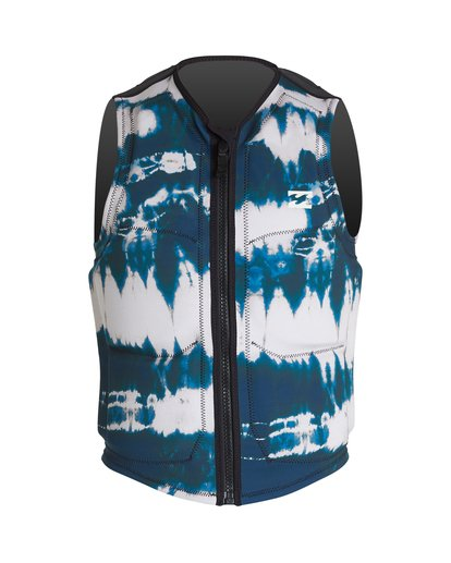 1 Sundays Wake Vest Blue MWVE1BSU Billabong