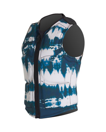 0 Sundays Wake Vest Blue MWVE1BSU Billabong